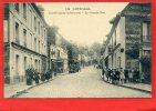 CANY LA GRANDE RUE HOTEL DE FRANCE BANQUE SOCIETE GENERALE CARTE EN TRES BON ETAT - Cany Barville