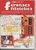 """Lib018-2 Rivista Mensile """"cronaca Filatelica""""   Francobolli, Storia Postale, Annulli E Interi Postali   286 Agosto 2002 - Italiano"""