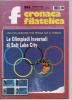 "Lib018-5 Rivista Mensile ""cronaca Filatelica"" | Olimpiadi Invernali Salt Lake City, Winter Olimpic Games | 281 Feb 2002 - Riviste: Abbonamenti"