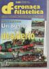 """Lib018-7 Rivista Mensile """"cronaca Filatelica"""" Francobolli, Storia Postale, Annulli, Interi Postali, Treni, Train  289 - Riviste: Abbonamenti"""