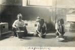 THAILANDE SIAM BANGKOK CARTE PHOTO GIRLS COOKING - Thaïlande