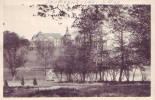 SOUMAGNE LEZ LIEGE = Domaine Provincial De Wégimont - Le Château Vu De L'aire De Campint (vierge) - Soumagne