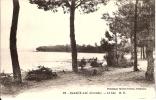 CPA GIRONDE (33) CAZEAUX LAC TBE - France
