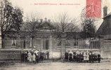 80 HATTENCOURT - Mairie Et Groupe Scolaire - Autres Communes
