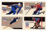 USA / Sport / Ice-Hockey / Scating / Skiing / Ski Jumping / Olympics 1980 - United States