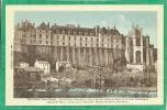 THOUARS  - LE CHATEAU CONSTRUIT EN 1615 SOUS LES ORDRES DE MARIE DE LA TOUR D'AUVERGNE EPOUSE DE HENRI CHARLES DE ...... - Thouars