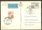 Czeslaw Slania. Greenland 1976. Int. Stamp Exhibition HAFNIA'76. Card. Special Cancel. - Non Classés