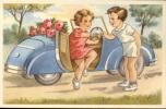 PK Fantasie Fantaisie Kinderen - Enfants - Auto - Fancy Cards