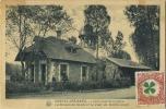 Genval-les-Eaux ; La Maison Du Garde Et La Tour De Marlbourough(avec Timbre Genval Les Eaux ) Ecrit 1921 Avec Timbre - Belgium