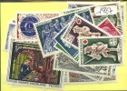 France  Années Completes Neuves ** Luxe 1967 (33 Timbres) - France