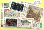 France  Années Completes Neuves  ** Luxe 1981 (60 Timbres)