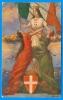 Italia - Cartolina Patriottica - Patriotiques