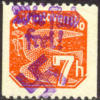 Reichenberg-Maffersdorf Michel #57 Mint Hinged Overprinted Czech Stamp, Expertized - Occupation 1938-45