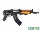 AK 47 AKSU Crosse Pliante Neutralisé Promo - Decorative Weapons