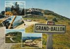 Carte Géographique - GRAND-BALLON. N 431. Editions La Cigogne N° 68.395.30 - Maps