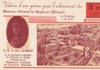GERPINNES HAINAUT SOUSCRIPTION POUR LA CONSTRUCTION DU SEMINAIRE COLONIAL  TRES BON ETAT  ! ! ! - Gerpinnes