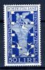 1949 -  Italia - Italy -  - Sass.  597 - NH - 6. 1946-.. Repubblica