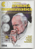 Lib019-1 Rivista Mensile Cronaca Numismatica Monete, Cartamoneta, Medaglie, Titoli Antichi Papa Giovanni Paolo II Santo - Italienisch