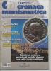 "Lib019-2 Rivista Mensile ""Cronaca Numismatica"" Monete, Cartamoneta, Medaglie, Titoli Antichi | N.153 Giugno 2003 - Italiaans"