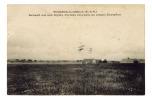 CPA RENAULT SUR Biplan FARMAN Revenant Du Circuit Europeen , Toussus Le Noble, Edit. Bourdier , Aviation - Aviateurs