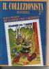 """Lib020-7 Rivista Mensile Filatelia  """"il Collezionista Francobolli""""   3 Marzo 1999   Asterix - Italiano"""