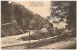 """88 - Col De Bussang - A La Sortie Du Tunnel - Phototypie Paul Testard, Epinal """"Vosges Illustrées"""" (écrite 191?) - Col De Bussang"""