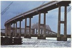 CHARLESTON USA SOUTH CAROLINA SC : Cooper River Bridges - Charleston