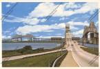 CHARLESTON USA SOUTH CAROLINA SC : Giant Cooper River Bridges - Charleston
