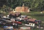TRAIN Miniature : Le Jardin Ferroviaire De Chatte 38 Saint Marcellin Railway Garden EseinBahn Garten - Trains