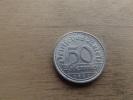 Allemagne  50 Pfennig  1920a  Km27 - [ 3] 1918-1933 : Republique De Weimar