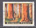 U.S. 4378  (o)  REDWOOD  FOREST - United States