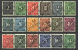 """Deutschland Sowjetische Zone - Germany 1948 """"14 Dresden B"""" On 1. Kontrolratsausg, Forged Overprints - Zone Soviétique"""