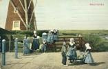Walcheren - De Windmolen  - Geanimeerd - 1911 ( Verso Zien ) - Nederland