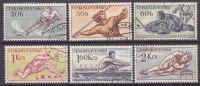 Cecoslovacchia 1959-Sport Serie Completa Usata - Gebraucht
