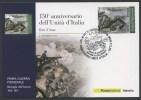 ITALIA CARTOLINA MAXIMUM 2011 - 150° ANNIVERSARIO UNITA´ ITALIA - BATTAGLIA DELL'ISONZO - 668 - 6. 1946-.. Repubblica