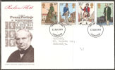 1979 Rowland Hill - FDC