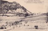 BRIANCON -  Le Collège En Skis . Le Randoulelt Et La Montagne De Cervières - Briancon