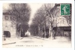 AUBAGNE , AVENUE DE LA GARE , SOCIETE GENERALE - Aubagne