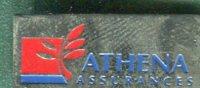 PIN´S ATHENA ASSURANCES - Banche