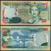 BERMUDA - 20 DOLLARS 24.5. 2000 UNC - P 53 - Bermuda