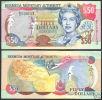 BERMUDA 50 DOLLARS 2007 UNC P NEW - Bermuda