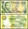 BOTSWANA 10 PULA 2002 (2007) P24 UNCIRCULATED - Botswana