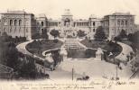 Dép. 13 - Marseille. - Ensemble Du Palais De Longchamp. LL N° 23. Dos Simple Voyagée 1904 - Marseilles