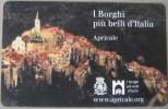 NUOVA -(Mint) --1824-TELECOM ITALIA- I BORGHI D'ITALIA-APRICALE- - Italia
