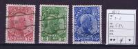 Liechtenstein 1912 Nr 1-3 Used - Liechtenstein