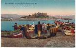 06 - Antibes - Un Coin Du Port Et Le Fort Carré - Editeur: Rostan Munier N° 626 - Autres