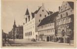 Aalborg Denmark, Østeraagade Street Scene, C1930s Vintage Postcard - Danemark