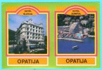 Postcard - Opatija, Self-adhesive Postcard   (V 8571) - Croatia