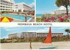 Kenya, Mombasa Beach Hotel, Lodging, C1970s Vintage Postcard - Kenya