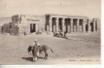 EGYPTE Thébes Temple De Séthos 1er - Unclassified